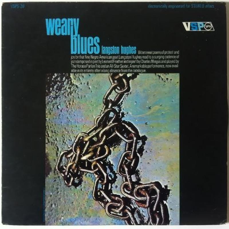 Langston Hughes – Weary Blues