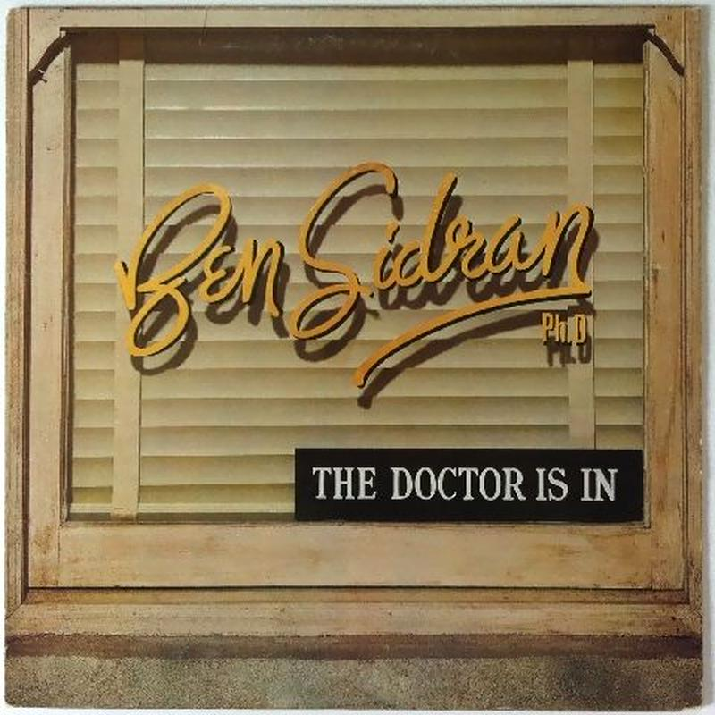 Ben Sidran – The Doctor Is In