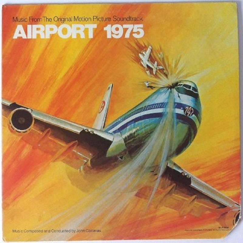 O.S.T. Airport 1975 - John Cacavas