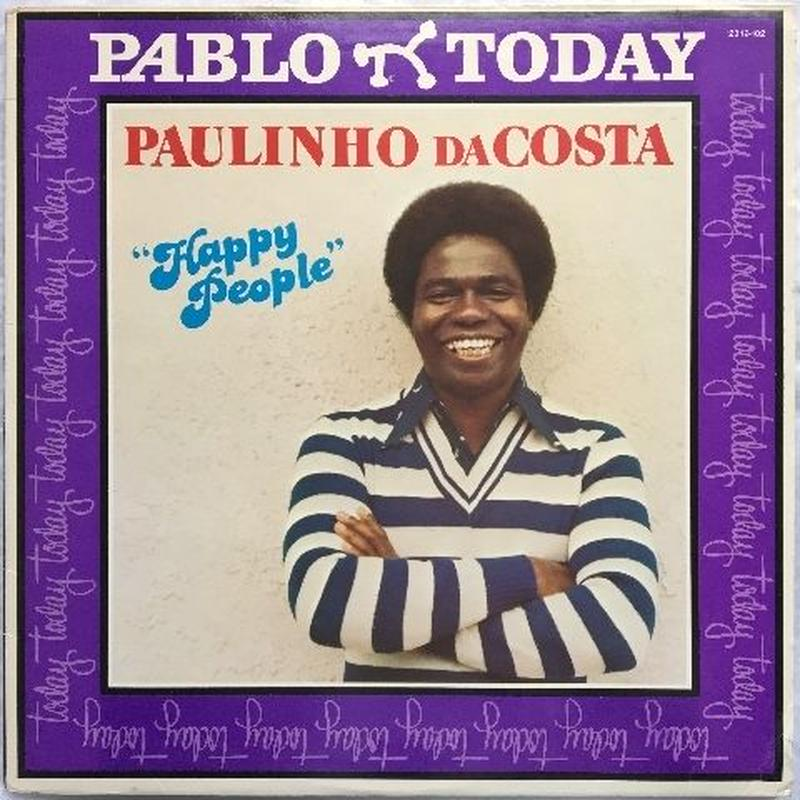Paulinho Da Costa ‎– Happy People