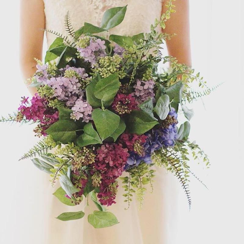 【レンタル】big  bouquet [ lilac]