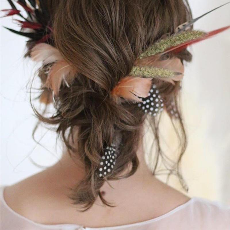 headdress【ailes-orange】