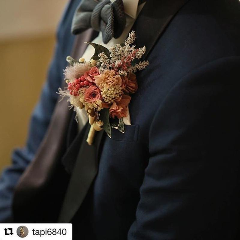 boutonniere【ブートニア】各種共通