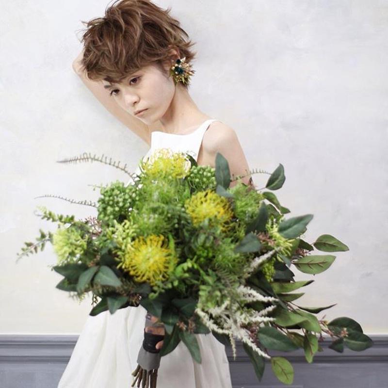 【レンタル】big bouquet[pincushion]
