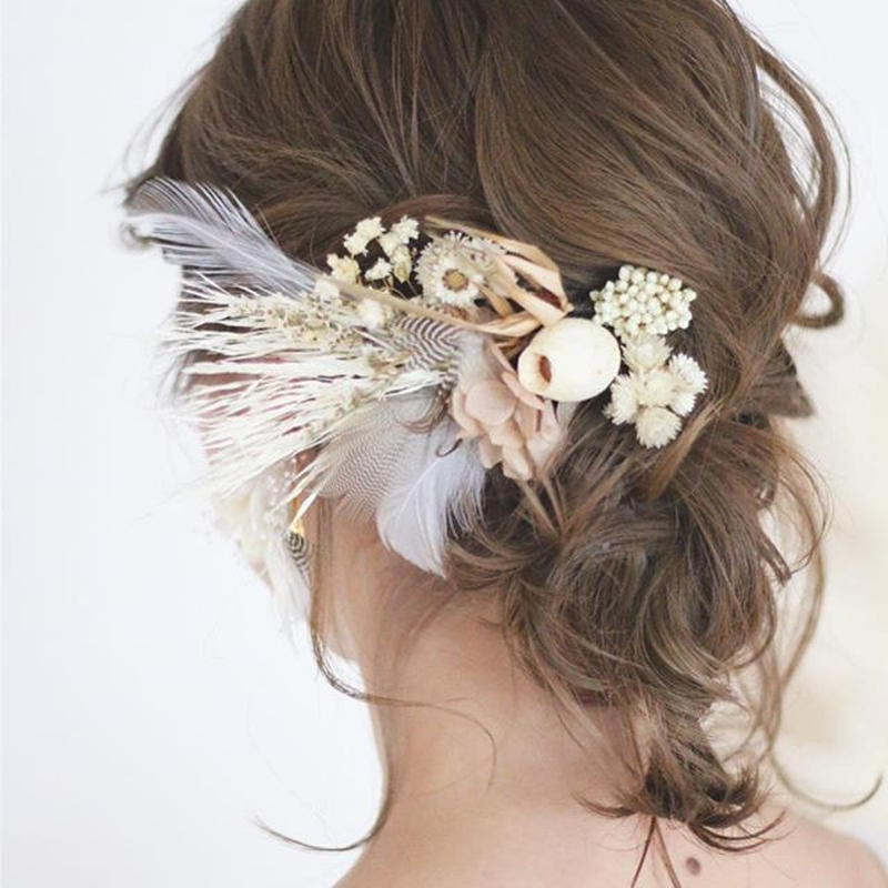 headdress【ailes-beige】
