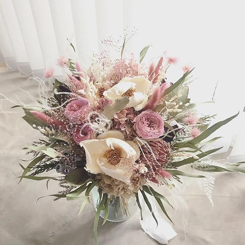 bouquet +boutonniere
