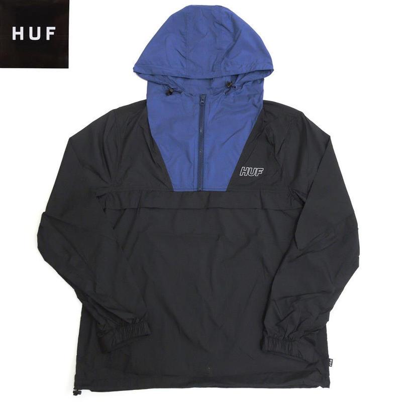 HUF【ハフ】 アノラックジャケット メンズ ナイロン EXPLORER ANORAK JK00061