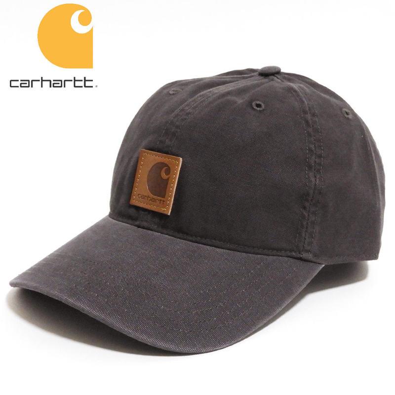 CARHARTT カーハート キャップ ODESSA CAP  ブラック