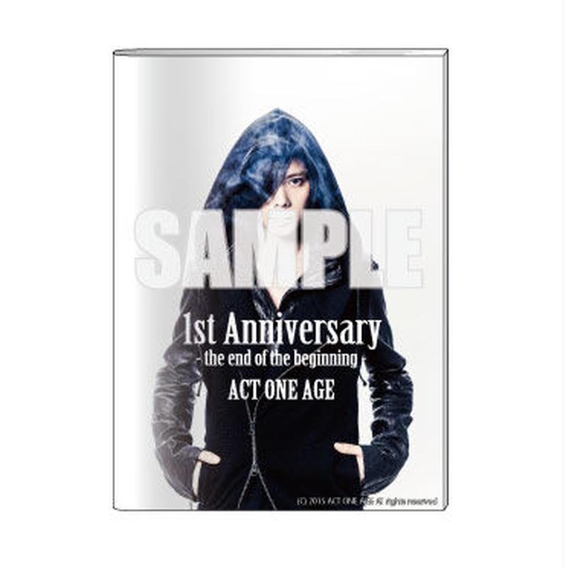 1st Anniversary BOOK(71215120101399)