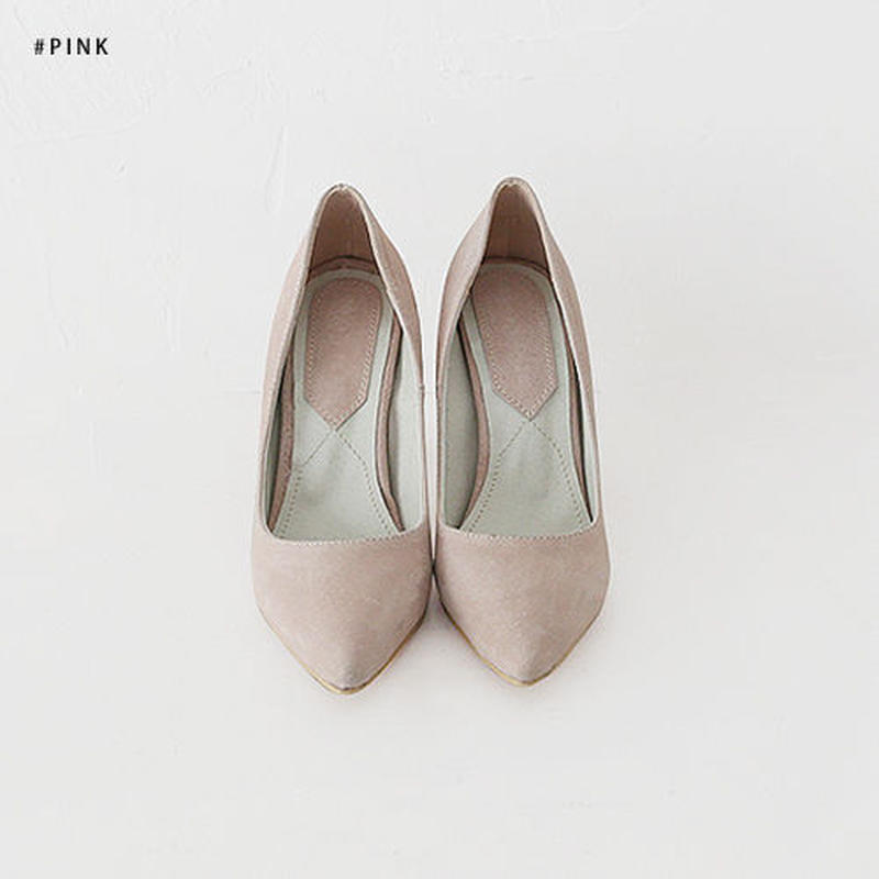 spring pastel colored pumps -6colors-