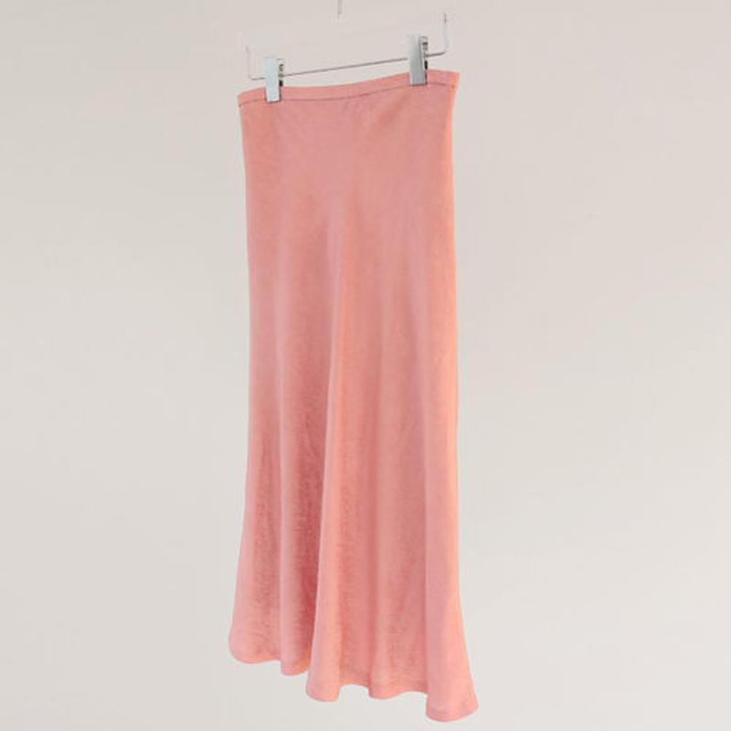 glossy mermaid skirt