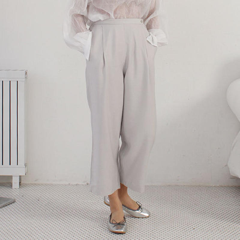 silky spring pants