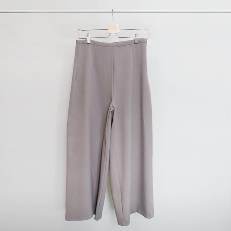 [ sample SALE ] volume wide pants