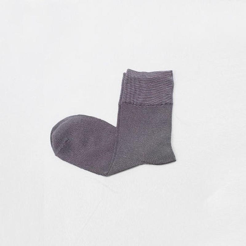 -5colors- silky basic socks