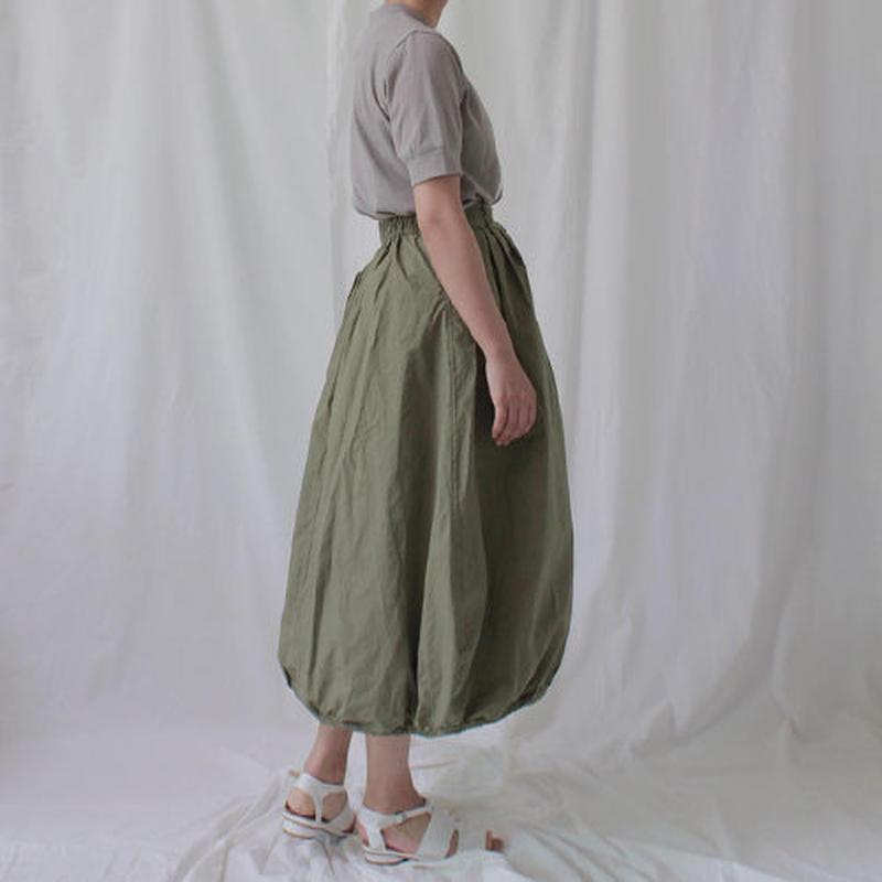 balloon work skirt