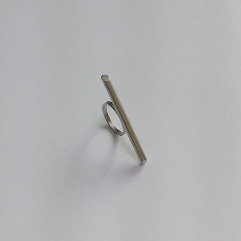 -2 colors- minimal stick mat color ring