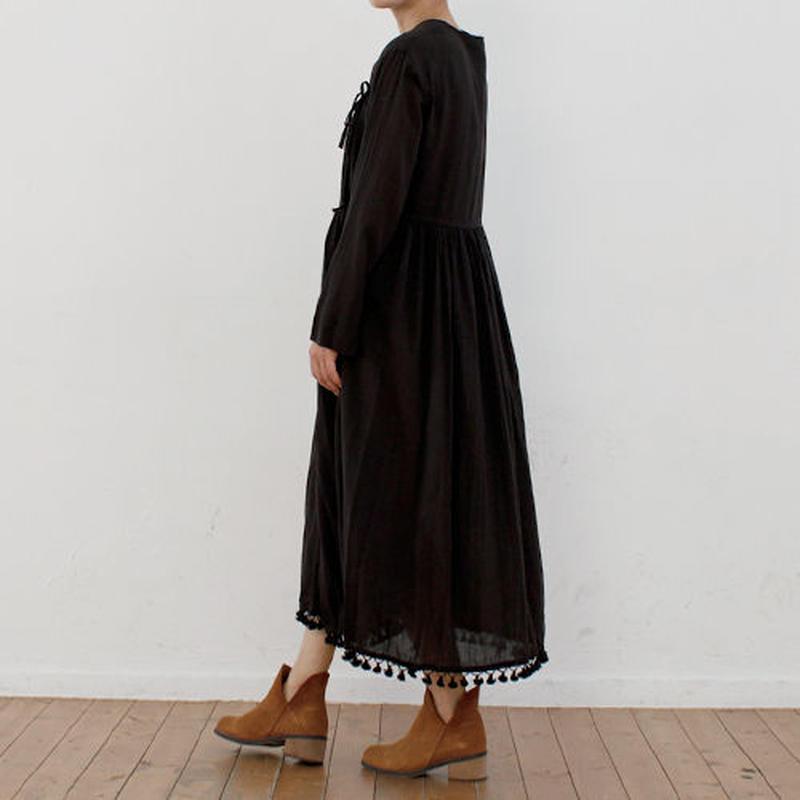 jacquard cotton night dress
