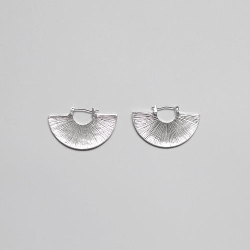 -2 colors - OOGI pierced earrings