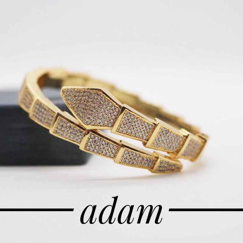 Dragon tail bracelet