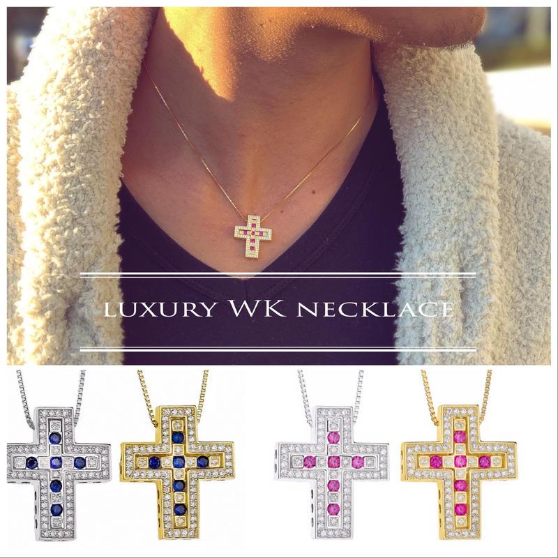 luxury WK necklace