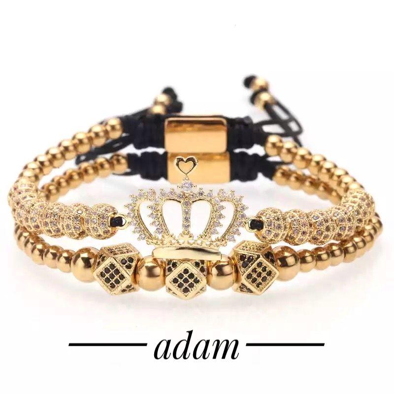 Crown wp bracelet