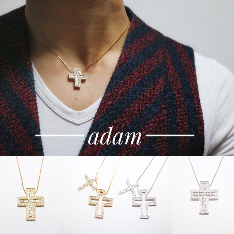 cross WK necklace