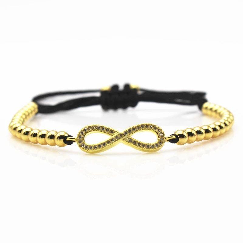 Infinite bracelet