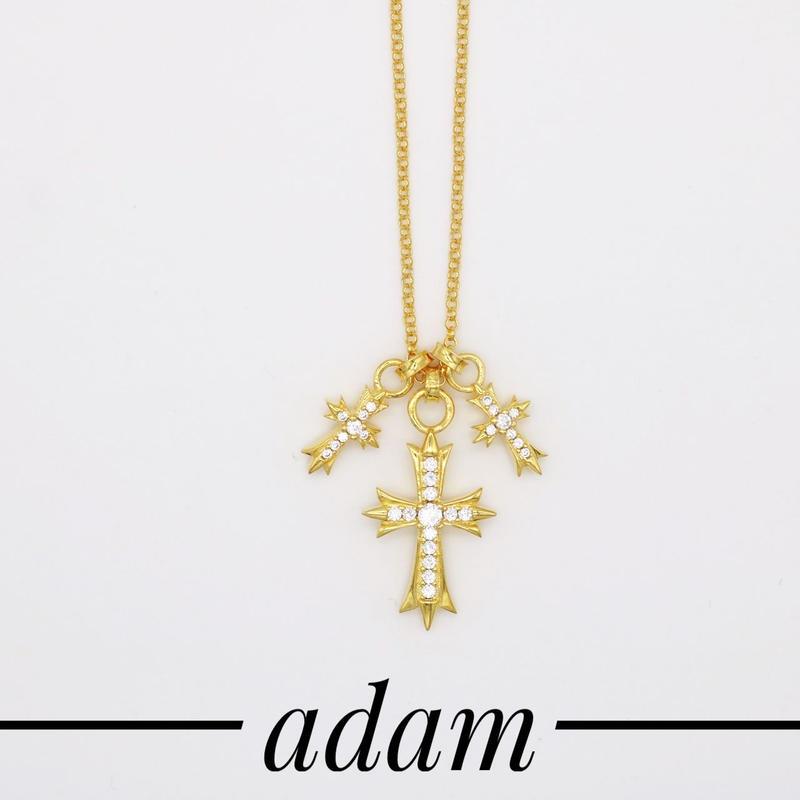 3K luxury necklace