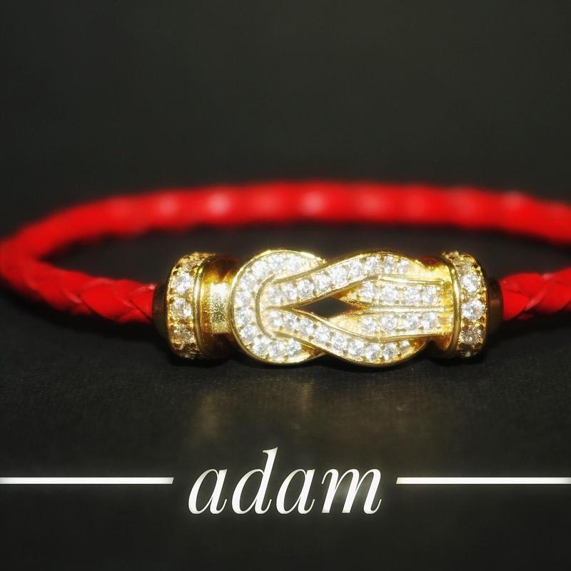 Hhoof L bracelet