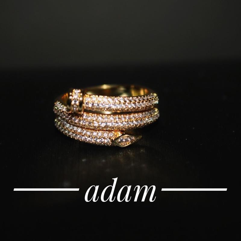 W Chiodi luxury ring
