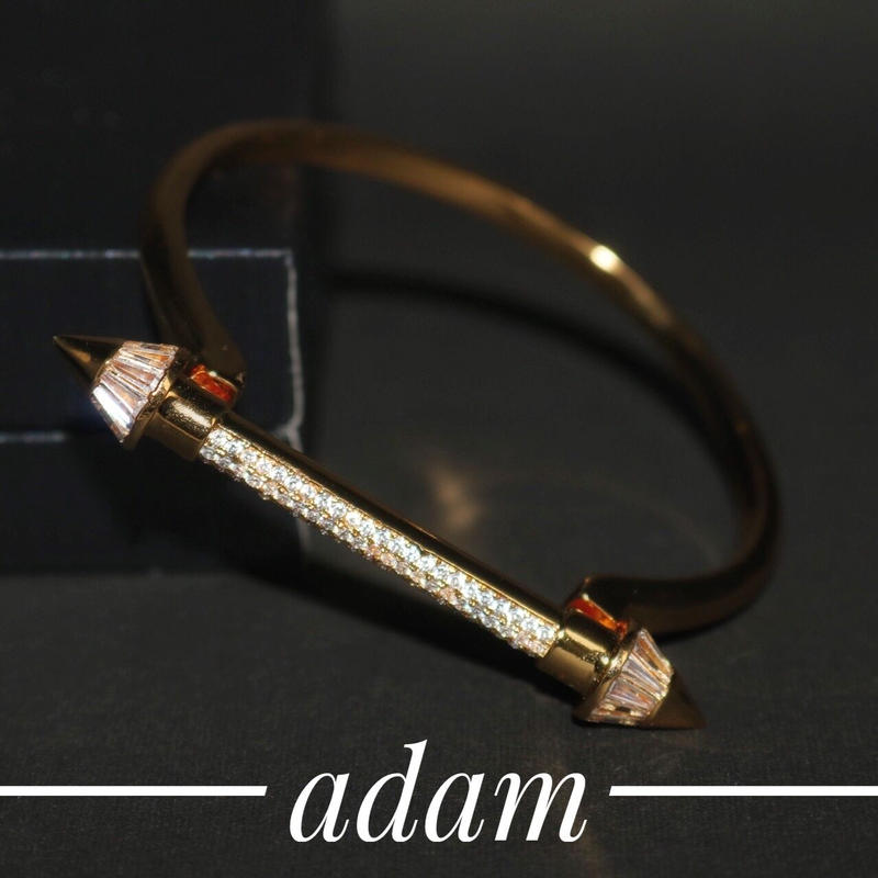 The arrow bracelet