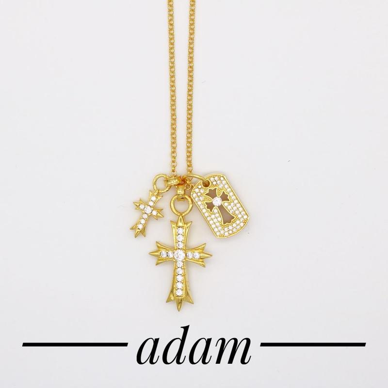 2K bara necklace