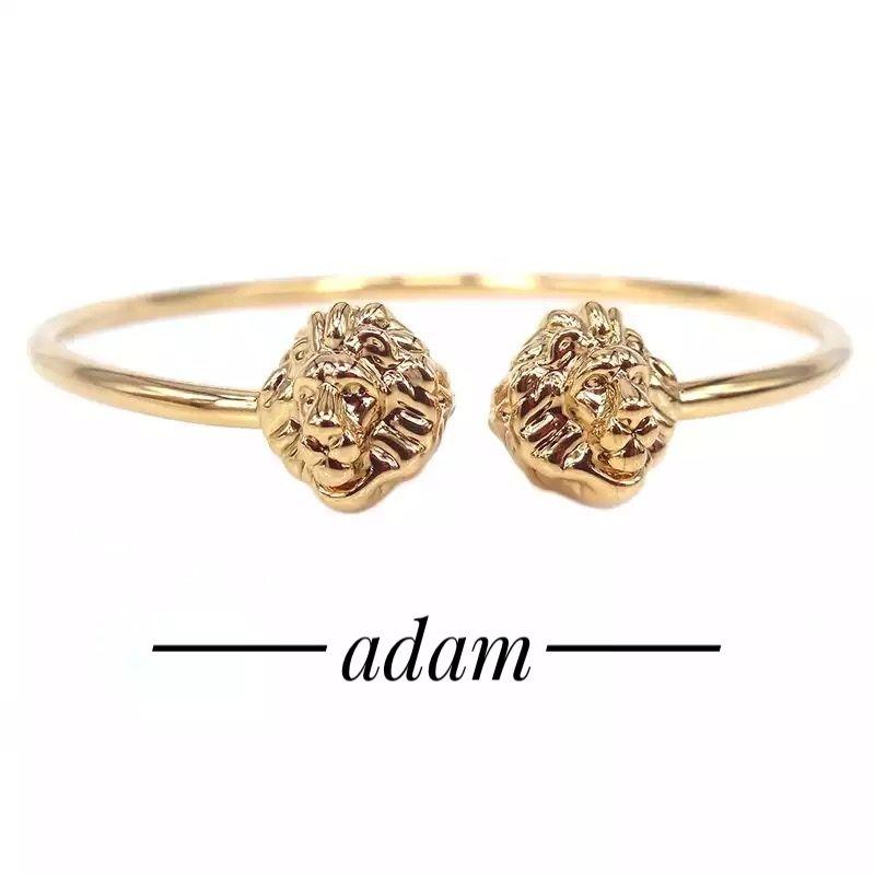 W Lion bracelet
