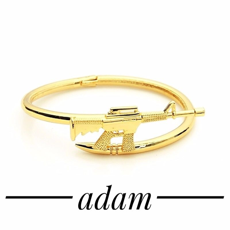Gun bracelet