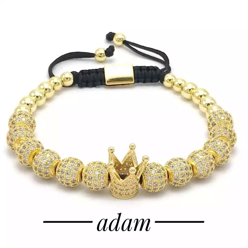 S luxury king bracelet