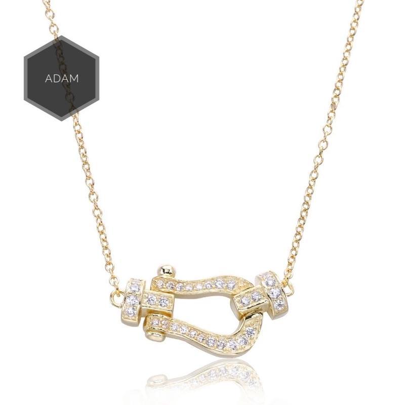 U-hoof luxury necklace