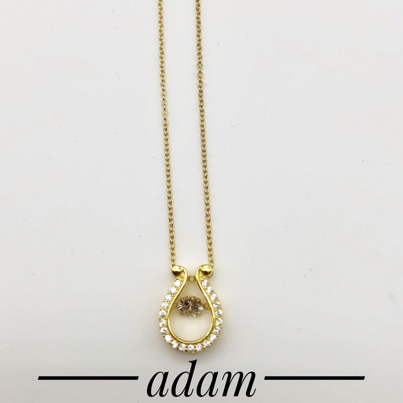 U-hoof caro necklace