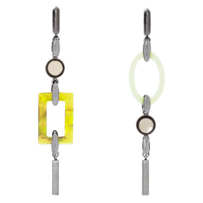 SAFARI long pierce / earring