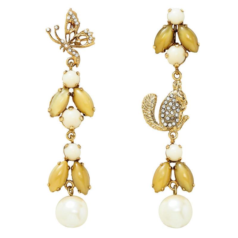 FANTASIE stone earring