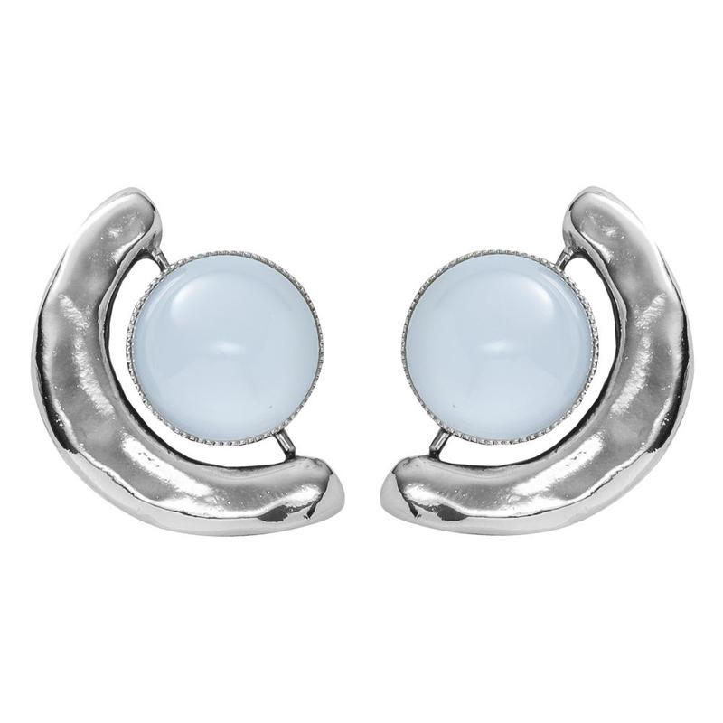 FRAGMENT earring(silver)