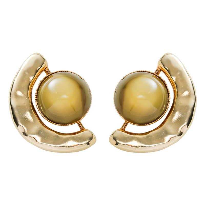 FRAGMENT earring(gold)