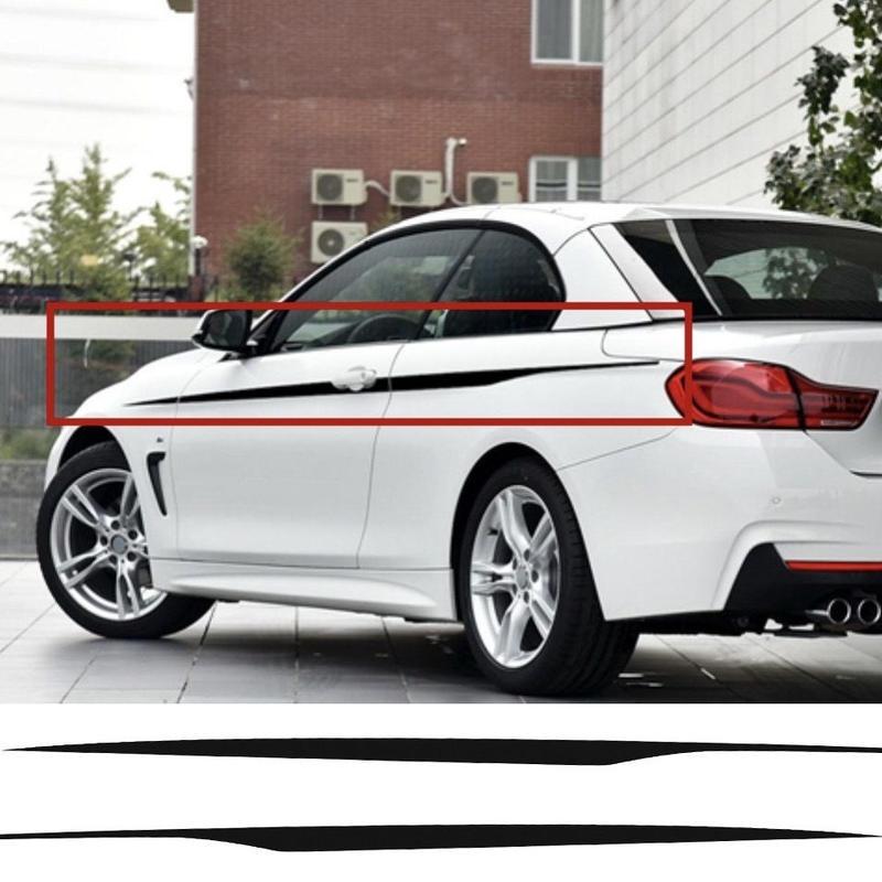 BMW用 ステッカー スタイリング サイド 3カラーF32 420i 428i 435i F33 420i 428i 435i