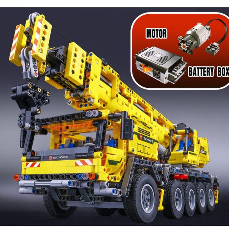 レゴ互換 テクニック モービル・クレーンMK II42009 LEGO互換