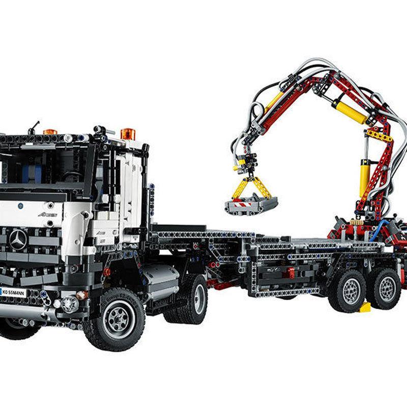 レゴ互換品 メルセデス・ベンツ アロクス  LEGO互換 (レゴブロック互換)