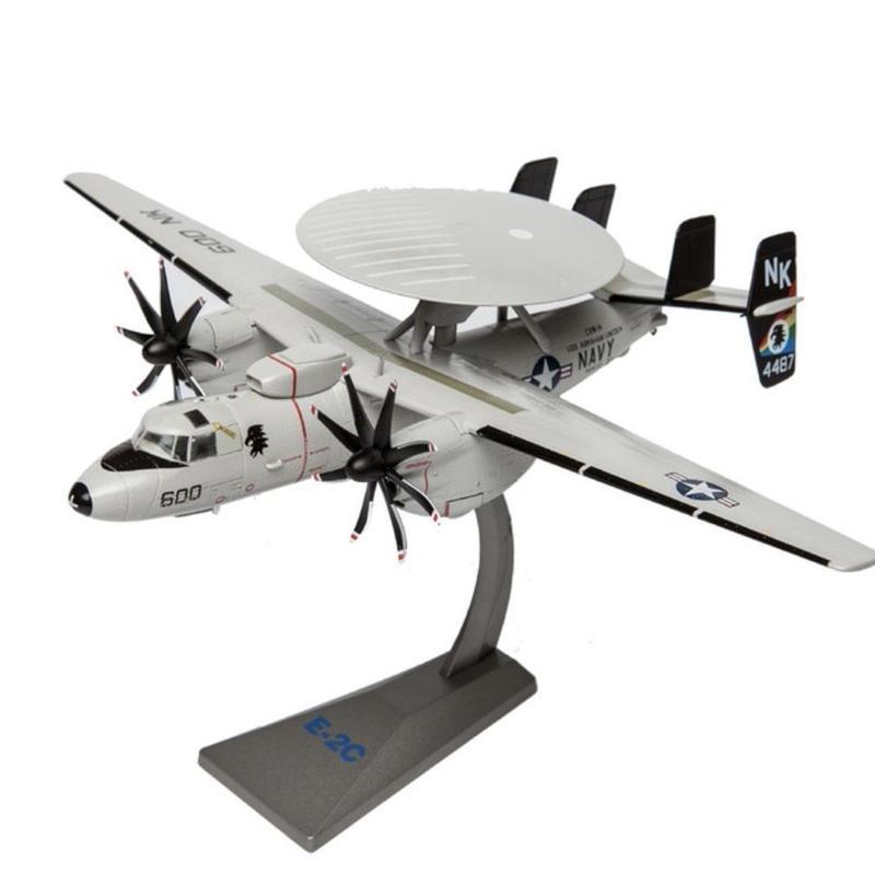 【新品】1/72 E-2C Hawkeye ホークアイ モデルエアクラフト 航空機