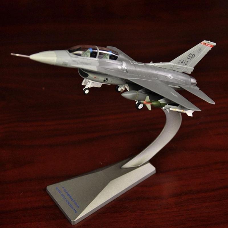 【新品】1/72 F16 ファイティング・ファルコン ジェネラル・ダイナミクス モデルエアクラフト 航空機 戦闘機