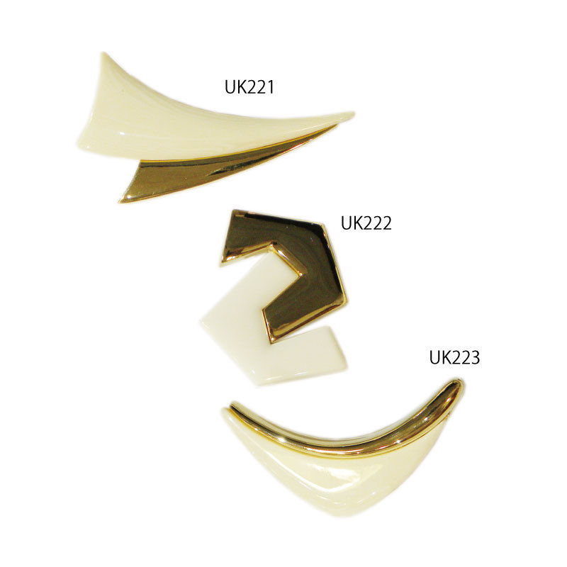 UK221 UK222 UK223  WH×GDコンビデザインバレッタ