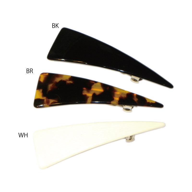 UK116 変形三角ベーシックバレッタ