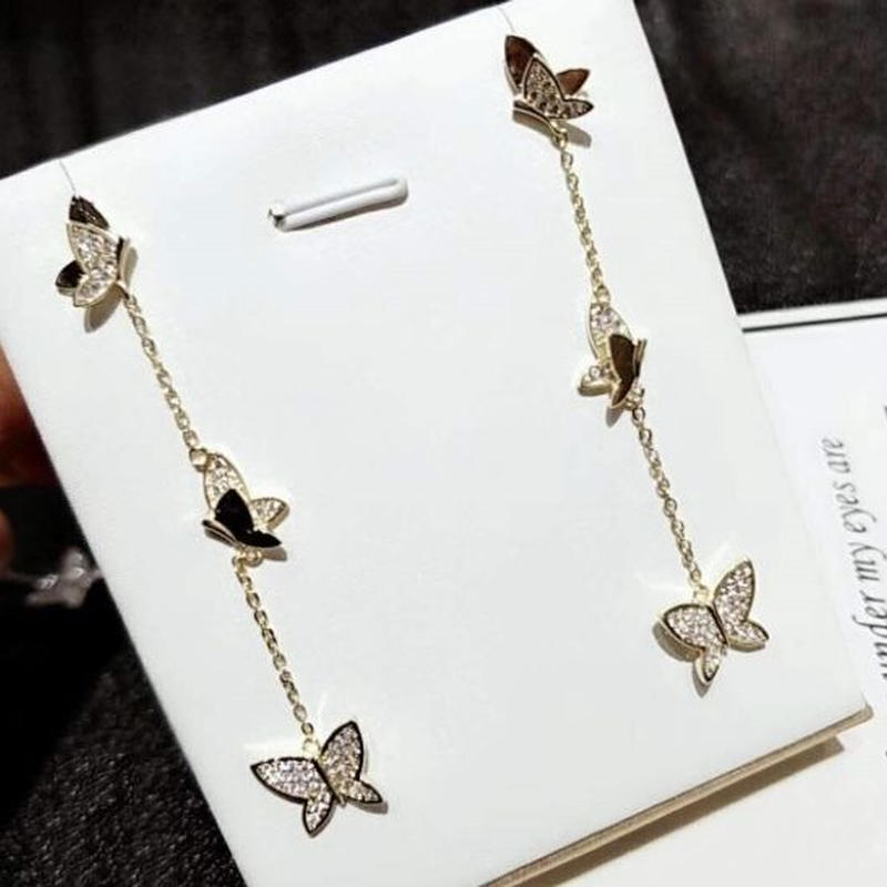 butterfly icicle  pierce