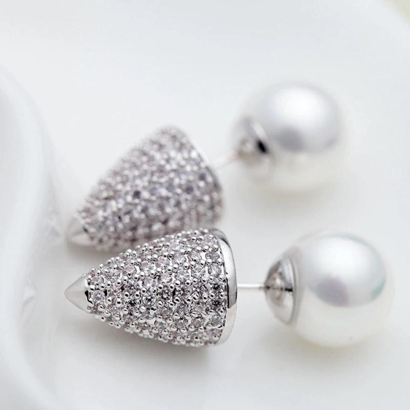 togetoge  pearl catch pierce